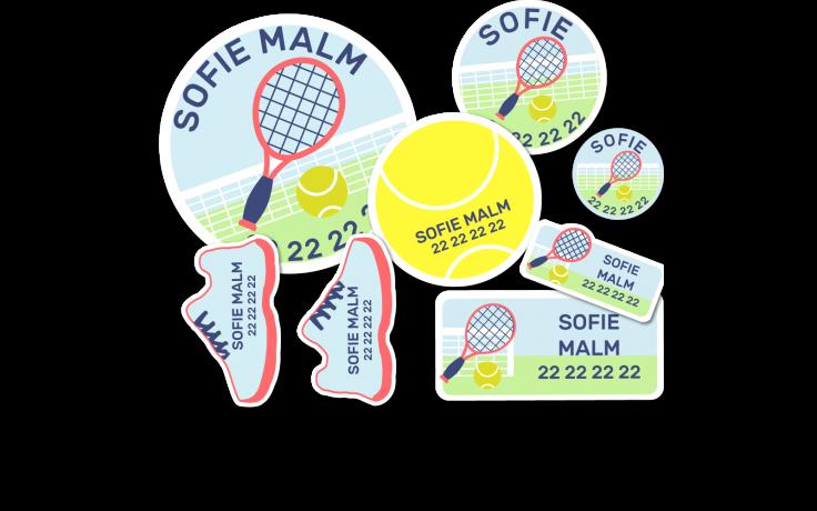Maxipakke Tennis