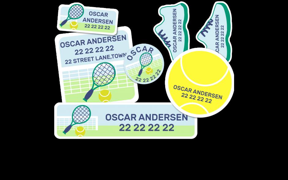 Startpakke Tennis