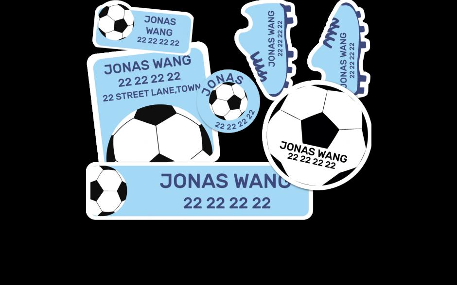 Startpakke Fotball