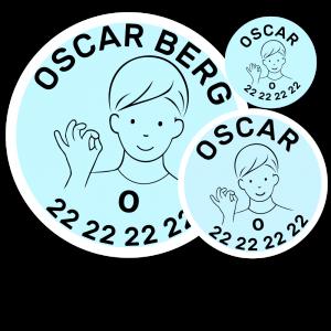 Tegnspråk Gutt